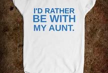 Auntie things