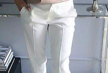 Chino blanc