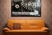 2 Seat Sofa / This board is dedicated to collect all the cool, rock n roll chic 2 seat sofas that we used or would like to use in our projects.  Here you will find inspirations, products and ideas for your living room, lounge or any other area that you might want to decorate with a good looking .  Stay tuned for the latest pins and rock on!!  Peter Staunton Interior designer in London Royal Leamington Spa Warwick Warwickshire Birmingham Midlands and taking projects Internationally.