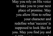 Bønn og bibelvers