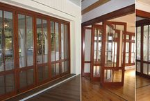 SunRoom Doors / by Historic Shed