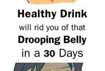 detox drink at night