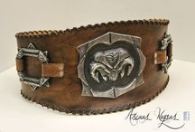 Leather work inspiration