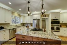 360° Views of Remodels / Want to really see the details? You are in control as you view these awesome 360° Virtual tours of our remodels.