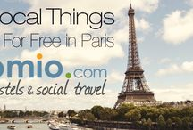 Free Things To Do in Paris / Paris for free? Yes, it's possible and still awesome to visit! #Backpackers often try to avoid the expensive city of #Paris, but there is actually no need to do so. BUT: The city of love itself can be cheap. We from Gomio.com collected 10 local Things to do for free in Paris.  #France #BudgetTravel #Travel #TravelParis #Cool #VintageTravel #FranceTravel #Capital #Eiffeltower