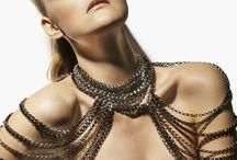 neck and shoulders jewlery