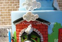 Children's Cakes and Treats