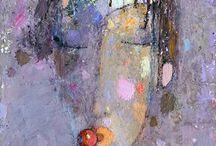 Karnachev, Vladimir / Vladimir Karnachev werd geboren op 12 maart 1953 in Rustavi, Georgië. De kunstenaar woont en werkt in Rostov-on-Don. Hij schildert in olieverf op doek, soms op papier. Hij is even dicht bij alle genres van de schilderkunst - stilleven, landschap, portret, naakt, genre. Echter, een speciale plaats in zijn werk bezetten beelden van de vrouwen.