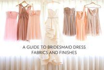 Bridesmaids' Styles