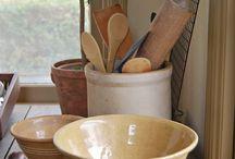 home :: kitchen / by Heather Olson