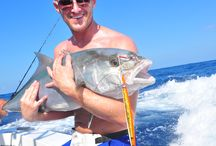 Cancun fishing | Kianahs vertical jigging Isla Mujeres. / Sport fishing Cancun | kianahs Sportfishing