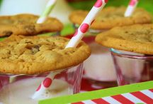 Milk and Cookies, Santa? / This Christmas try these delicious dessert and beverage recipes for Santa and the whole family to enjoy! / by Southeast Dairy