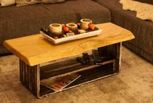 selfmade wooden works