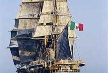 Velieri Voiliers Sailing Ships