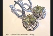 Diamond Earrings - short movie clips & pictures
