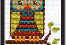 Cross stitch / by Shelly Wyrick