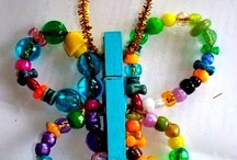 Pipe Cleaner crafts / by Paige McQueen Eavenson