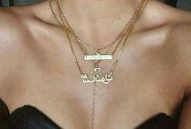 Arabic yewellery