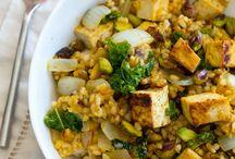 Eat More Tofu! / by Ginny Messina