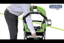 Peg Perego - Book Plus Stroller / Stroller, Car seat and accessories.