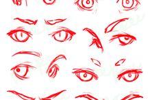 refki na oczy