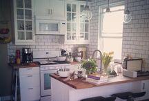 house {dream kitchen} / by Chrissie Gallentine