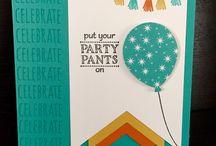 SU Party Pants