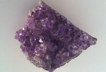 Crystals & Rocks & Unique ones / by Jennifer Rothrock