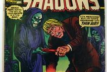 Crypt of Shadows / http://tinyurl.com/ebaymadandcracked / by Jean De La Garza