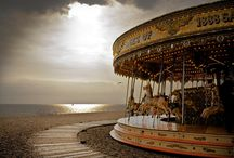 Carousel / Vintage and modern Carousels