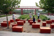 Zieleń Miejska / urban garden, public garden, park,