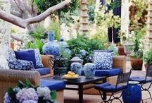 Glorious Outdoor Oasis / by Felicia Chinn