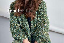 Вязаное для девушек