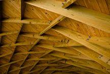 Lamella roof