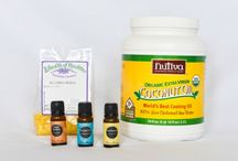 Natural Products home made
