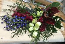 A Day In Our Emporium / An array of the most beautiful florals that appear in our Floral Emporium every day!