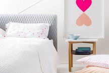 Bedrooms / by Daniela Bemelman