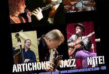 Artichoke Jazz Nite 2017