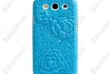 Samsung Galaxy S3 SIII i9300  Silicone Case / by Edealbest.com