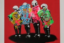 Martin Whatson / Art from Martin Whatson at minstery of walls