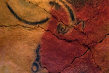 Prehistoric drawing / Disegni preistorici