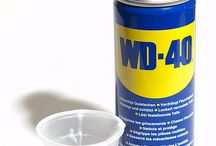 2000 uses for WD40.