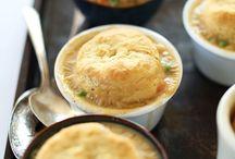 Frozen veggie soup /  Vegan