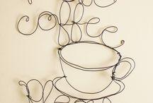 Craft - wire art