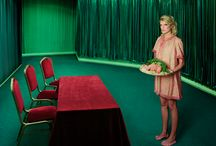 David Stewart / David Stewart photographs women's relationship with food in a wonderfully bizarre way.