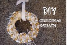 Christmas wreath / Christmas wreath