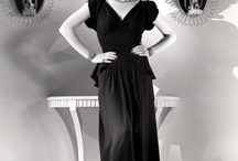 Vintage Style Evening Gowns / Fashion from the '20s to the '50s is always a source of inspiration.