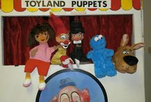Puppet Show / We offer amazing Puppet Shows for kids parties and events across Toronto and it's surrounding areas