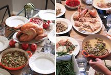 Thanksgiving / by Sarah Gregson