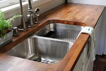 Kitchen / by Holly Steen